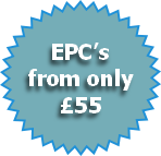 EPC's from only £55